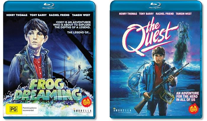 Frog Dreaming Umbrella Entertainment Blu-ray Review