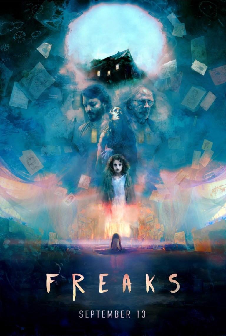 Freaks Christopher Shy Poster