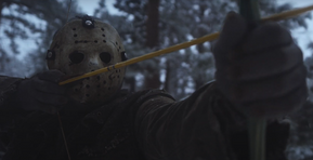 Jason Hones His Archery Skills in Trailer for Winter-Set Prequel 'Never Hike in the Snow'