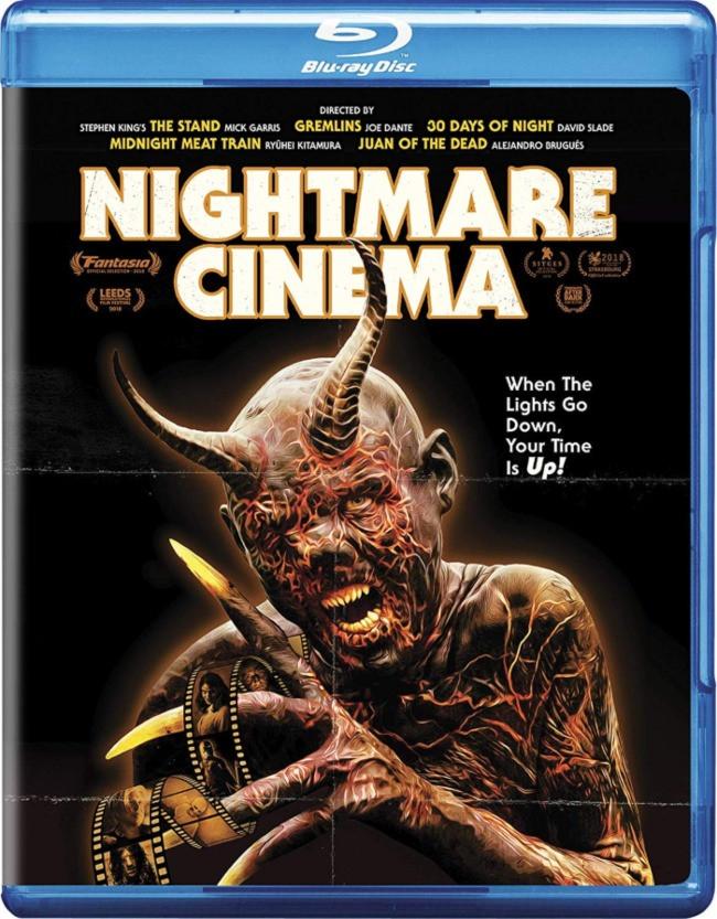 Nightmare Cinema Blu-ray