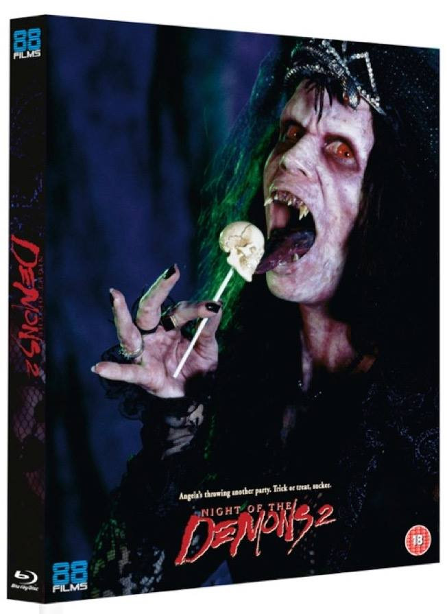 Night of the Demons 2 88 Films