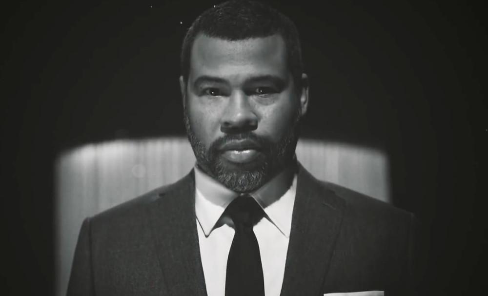 Twilight Zone Black And White Jordan Peele
