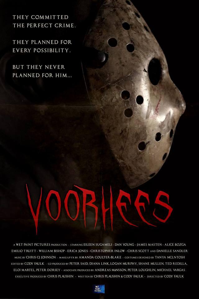 Voorhees Fan Film Poster