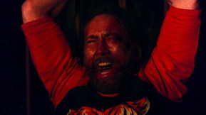 New Images And Poster For 'Mandy', Starring A Vengeance Fueled Nic Cage