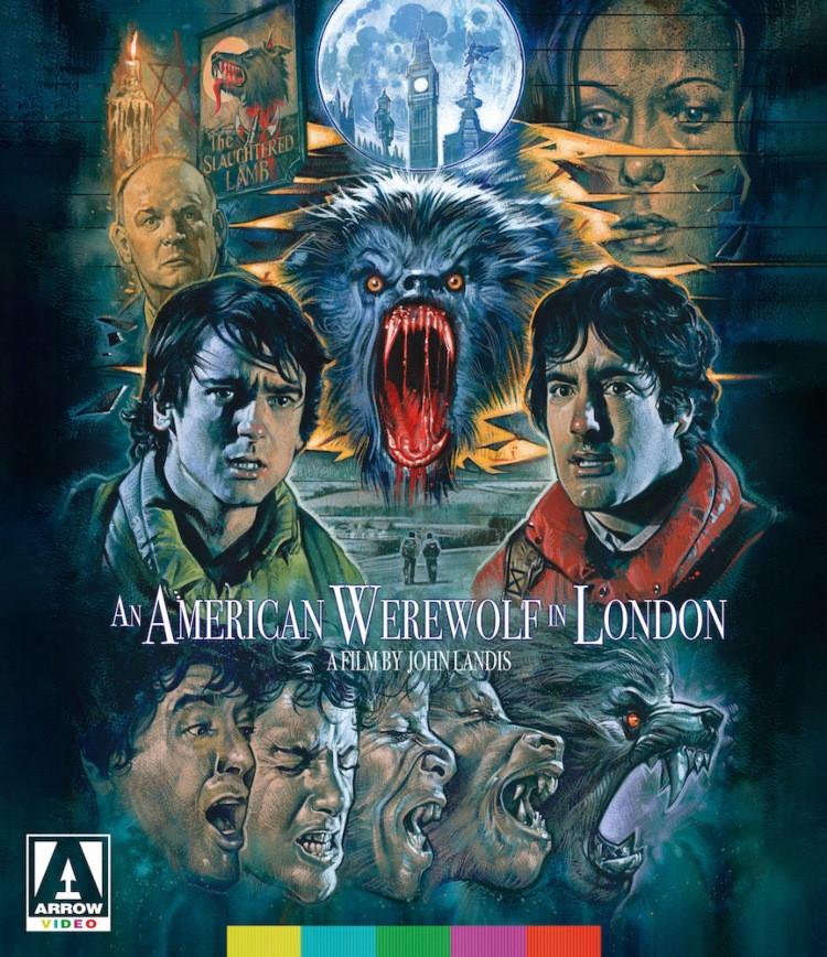 An American Werewolf In London Limited Edition Arrow Video