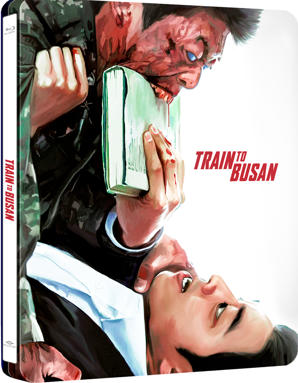 Train to Busan Steelbook