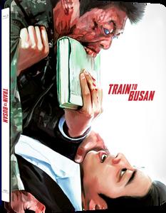 Train to Busan Steelbook