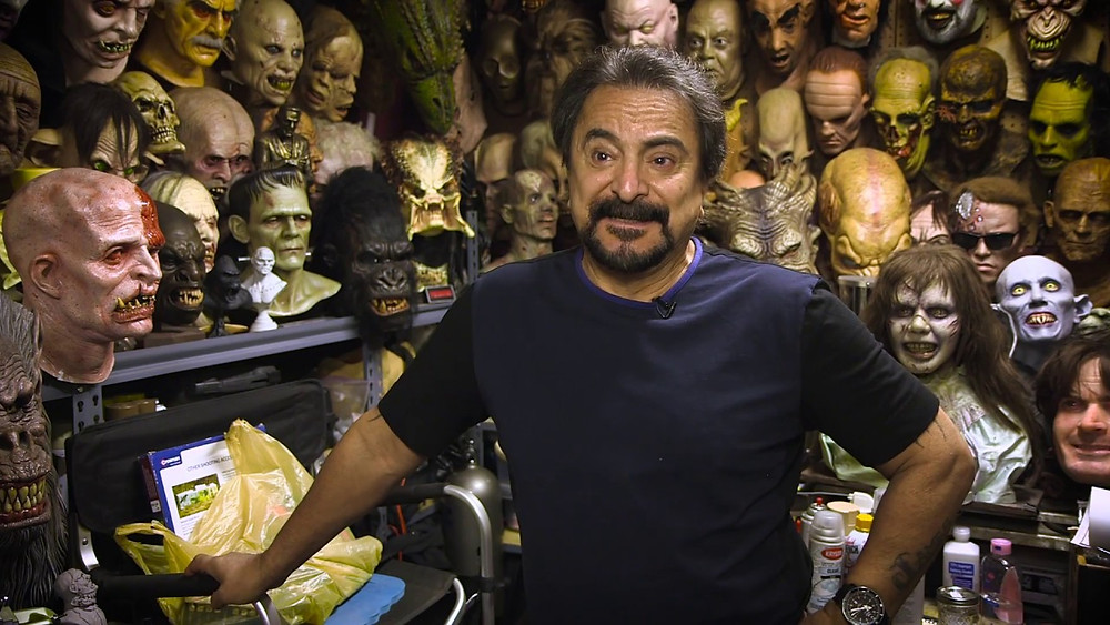 Tom Savini's Faces Of Horror Trick or Treat Studios