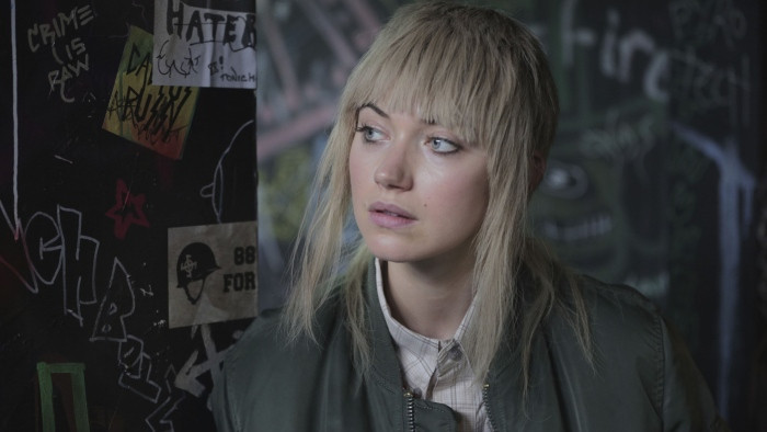 Imogen Poots Prisoners Of The Ghostland Nicolas Cage