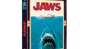 Own 'Jaws' On Blu-ray In Retro VHS Packaging, Exclusively At Target