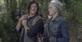 """The Walking Dead"" Will End with Final Season in 2022; Daryl and Carol Spinoff Series in the Works"