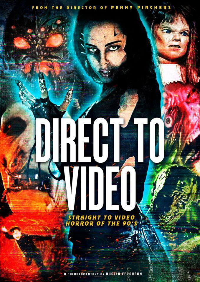Direct to Video Poster