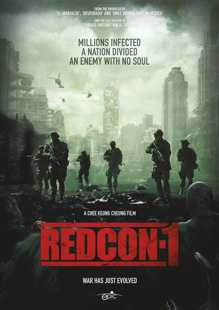 REDCON-1 Poster Dread Central Presents