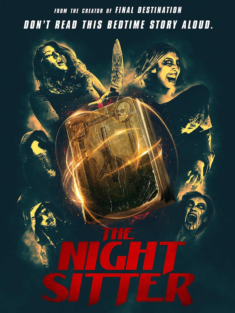 The Night Sitter Poster