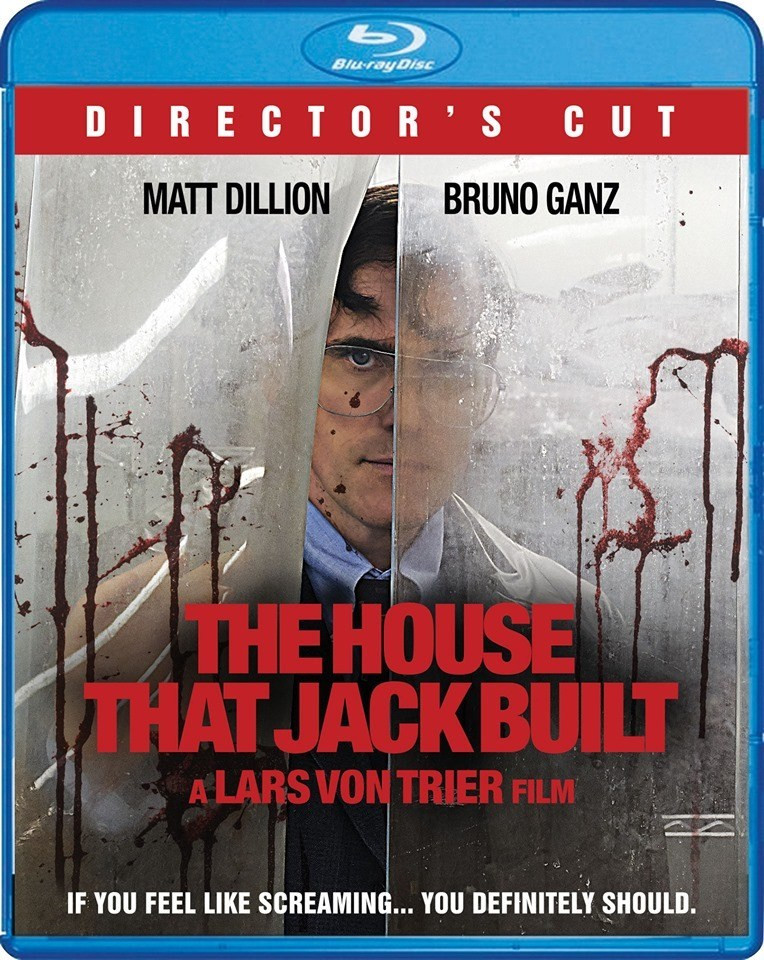 The House That Jack Built Scream Factory