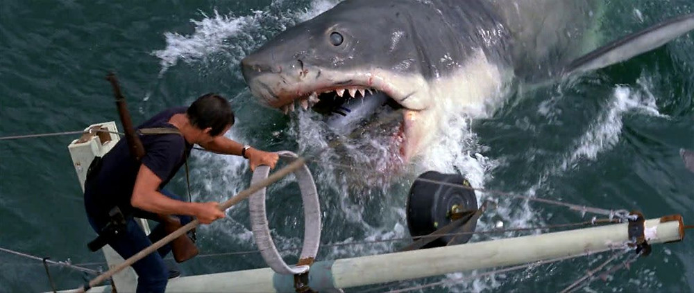 Jaws Retro VHS Target
