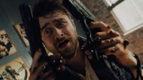Another 'Guns Akimbo' Trailer Delivers Even More Wacky Action Comedy Thrills