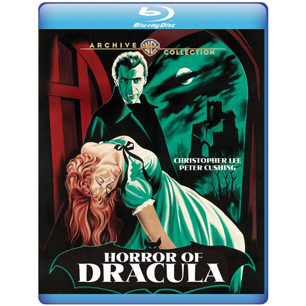 Horror of Dracula Warner Archive