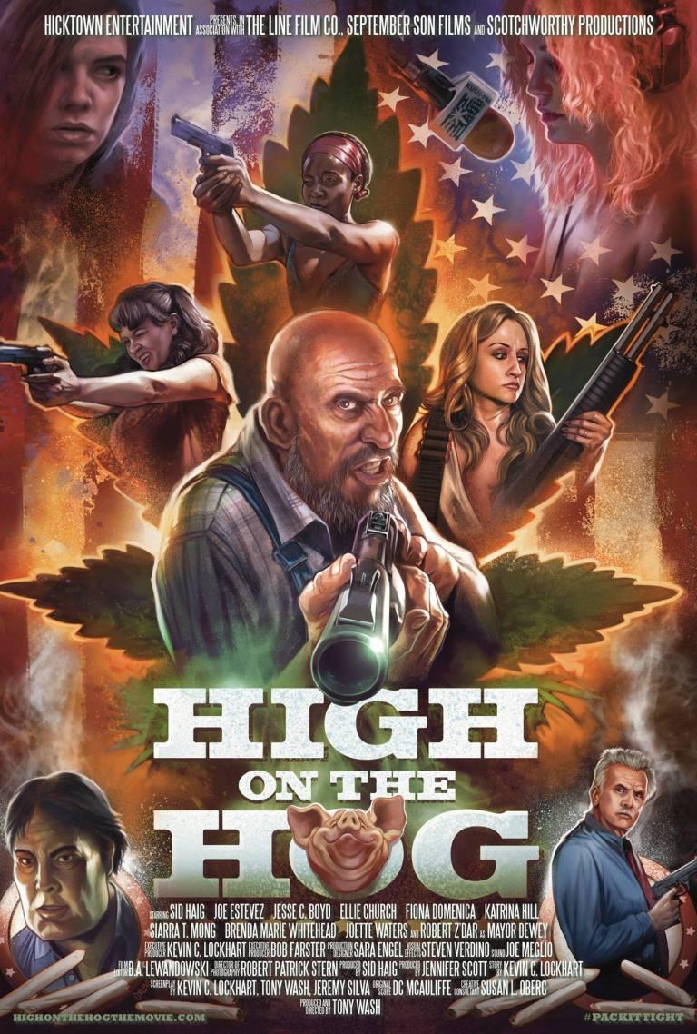 High on the Hog Theatrical Release Trailer Sid Haig