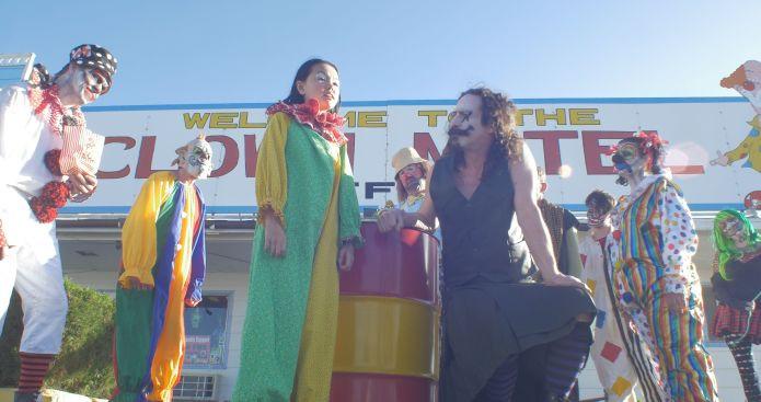 Clown Motel Movie Joseph Kelly