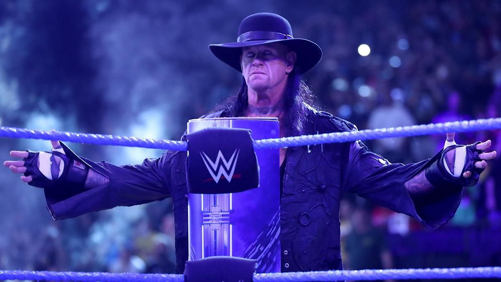 The Undertaker Greatest Moments