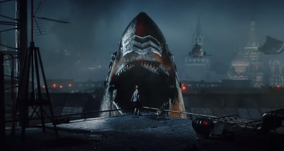 Sky Sharks New Trailer