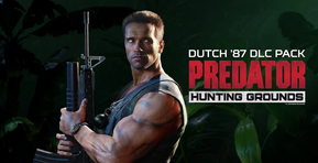 Upcoming 'Predator: Hunting Grounds' DLC Adds Classic '87-Style Dutch to the Game