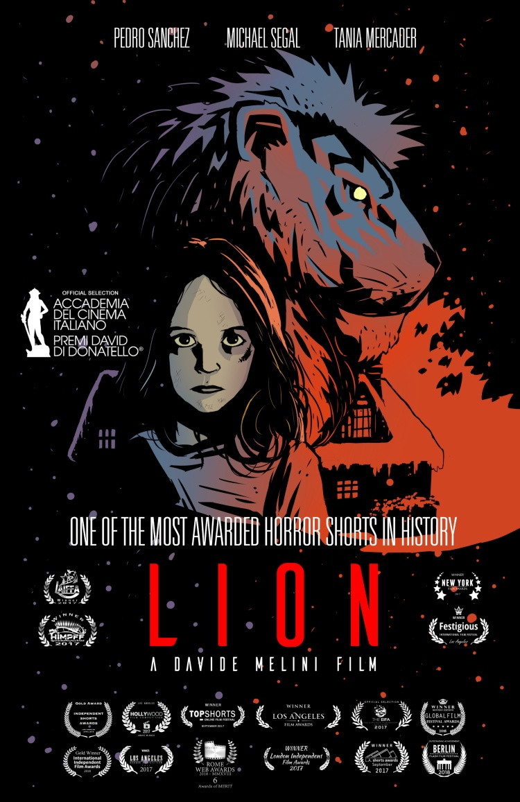 Davide Melini's Short Film Lion Review