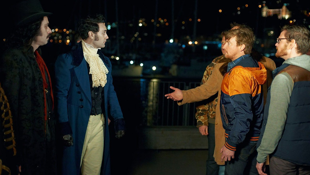 What We Do In The Shadows Spinoff We're Wolves