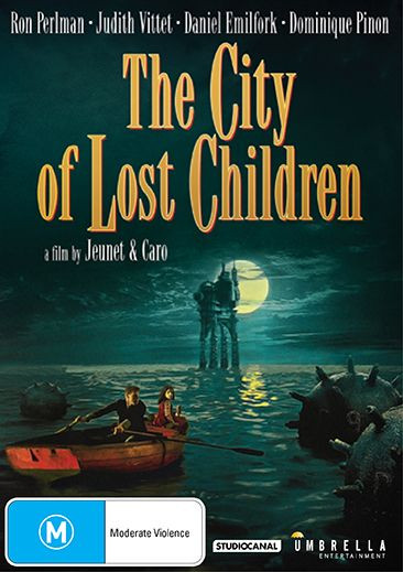 The City of Lost Children Umbrella Entertainment Review