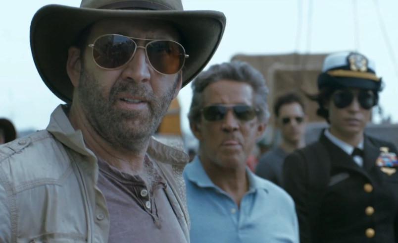 Primal Trailer Nicolas Cage