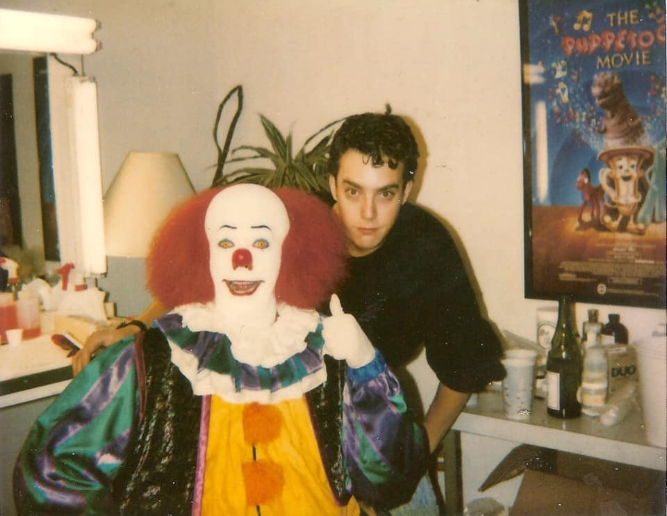 Brent Baker Tim Curry Pennywise