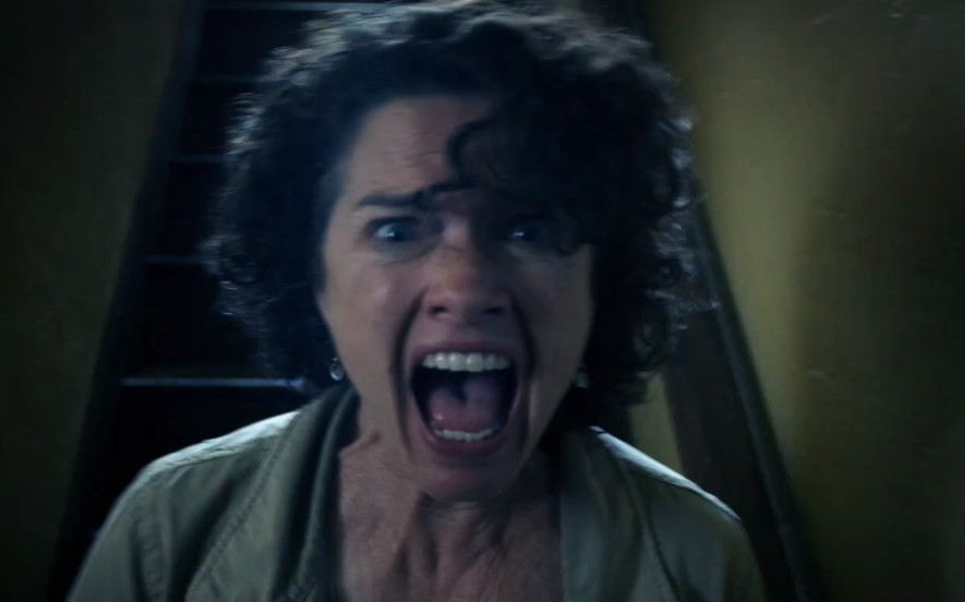 Heather Langenkamp Dean Alioto's Portal Trailer