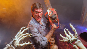 Bruce Campbell to Provide Live Commentary for Upcoming 'Evil Dead' Watch Party