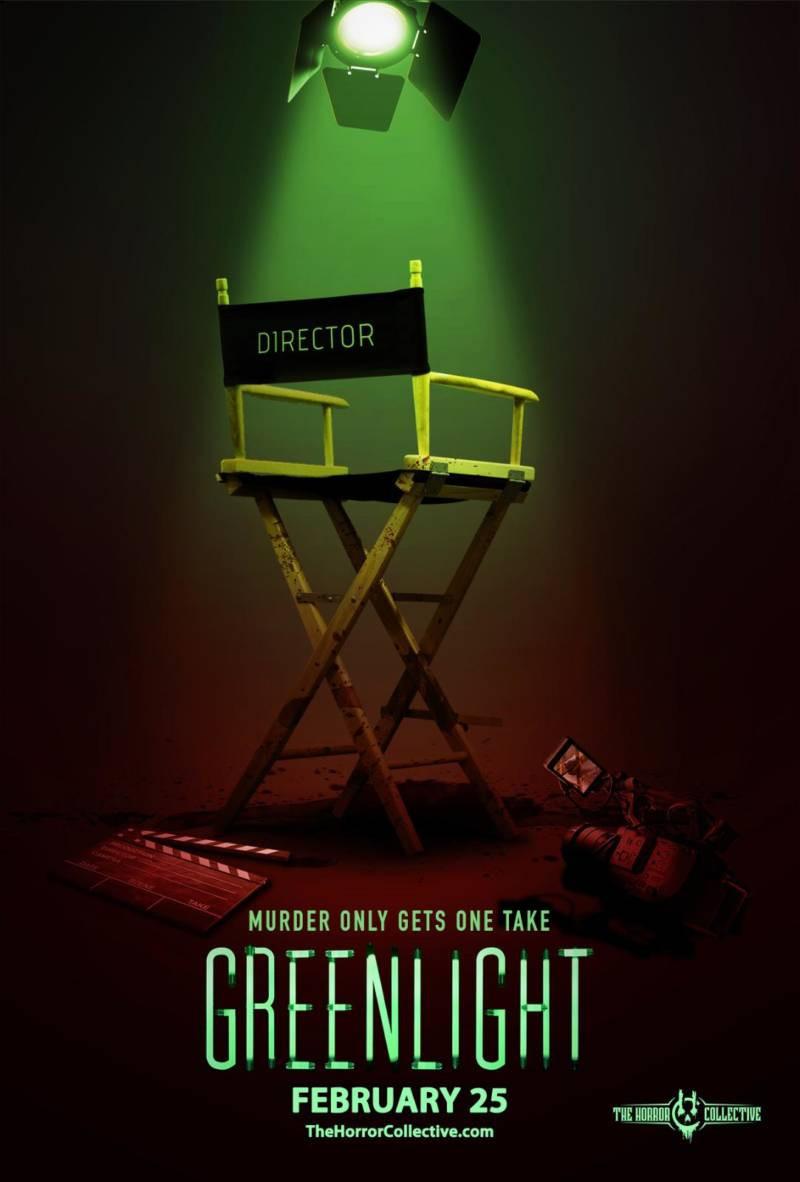Greenlight Poster Graham Denman