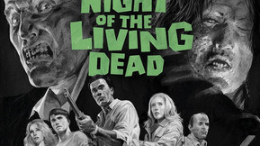 'Night Of The Living Dead' Soundtrack Is Now Available From Waxwork Records