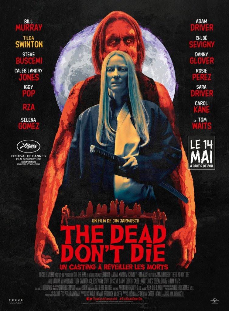 Tilda Swinton Dead Don't Die Promo