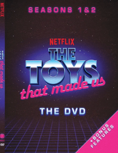 The Toys That Made Us DVD