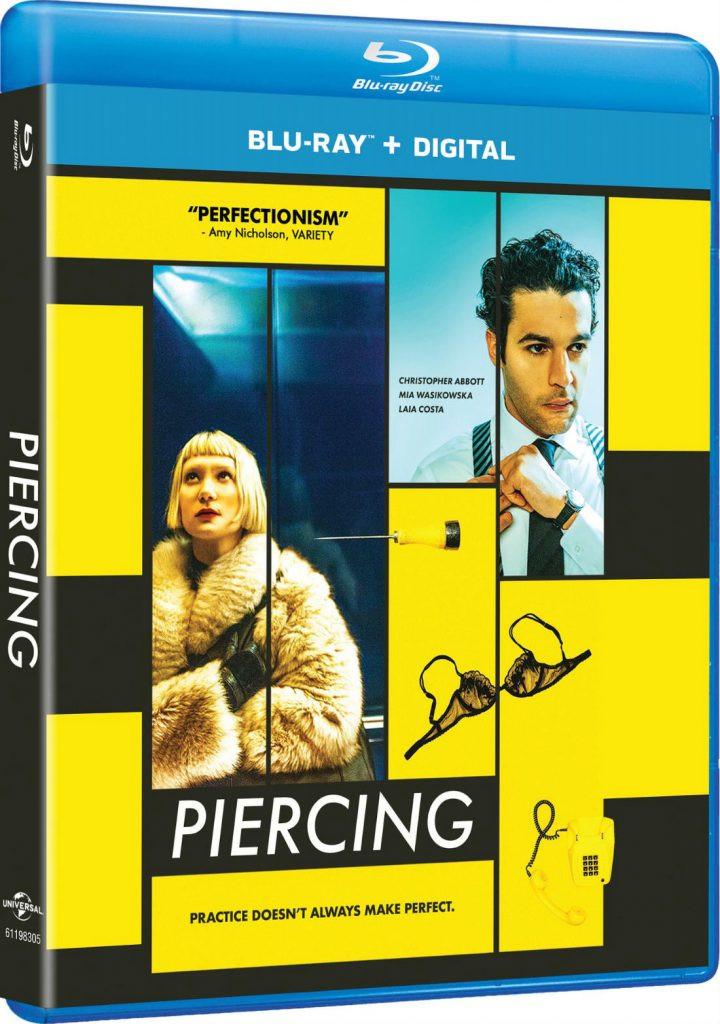 Nicolas Pesce Piercing Blu-ray