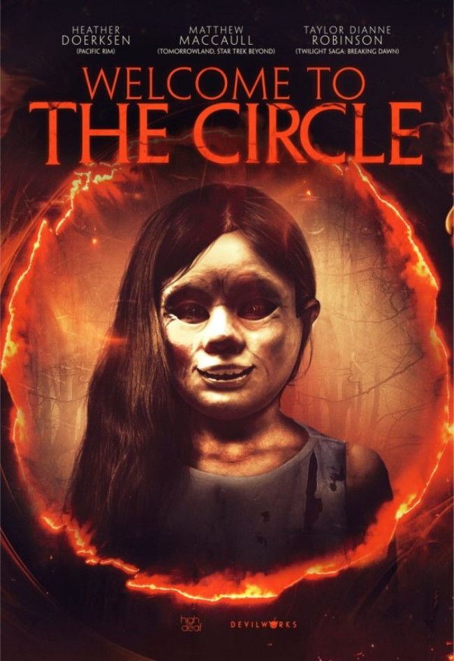 Welcome to The Circle David Fowler Poster