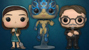 Celebrate 'The Shape Of Water' With Funko POP!