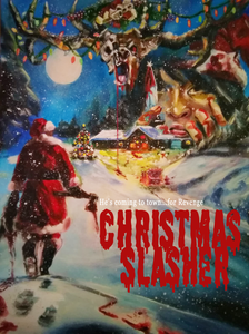 Christmas Slasher Destiny Soria Poster