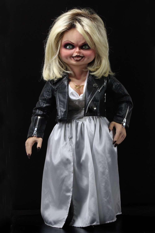 Life-size Bride of Chucky Dolls NECA
