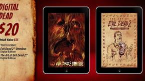 Kickstarter Campaign Launched for Evil Dead 2 Art Book & Comic Book Omnibus