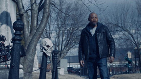 Omar Epps Hunts A Killer In First Look At Patrick Lussier's 'Trick'
