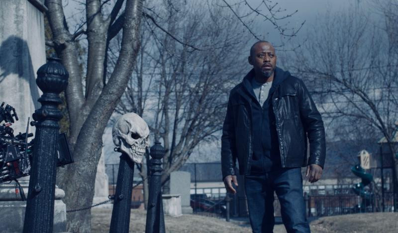 Omar Epps First Look Trick