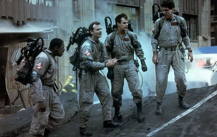 Cleanin' Up The Town: Remembering Ghostbusters UK Cinema Release