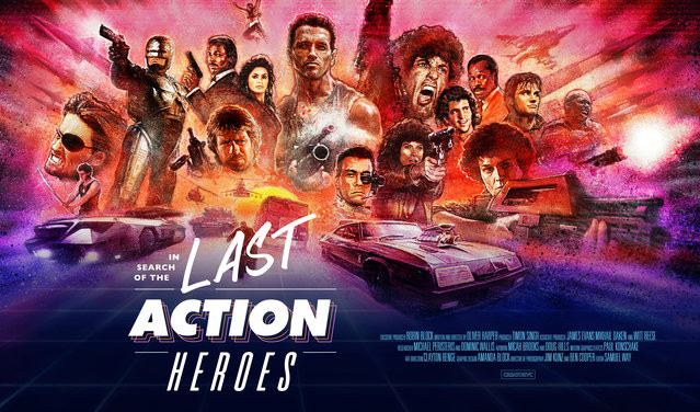 In Search of the Last Action Heroes Trailer Indiegogo