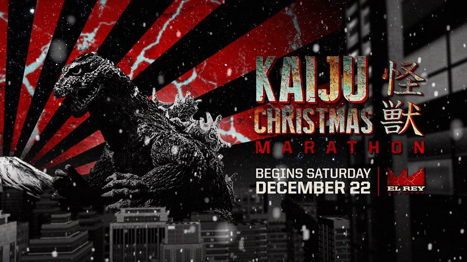 Kaiju Christmas 2018 El Rey Network