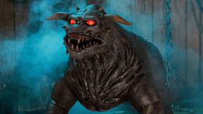 Spirit Halloween Unleashes Life-Size Replica Terror Dog From 'Ghostbusters'